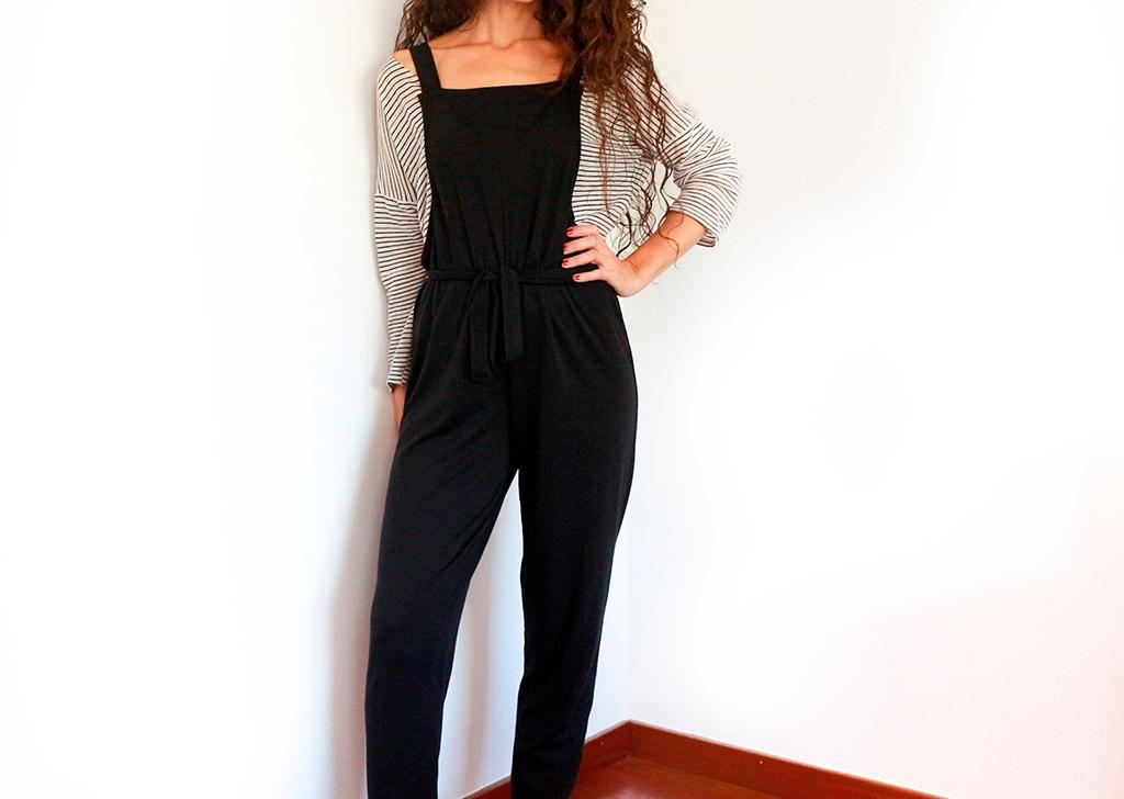 peto pantalón overall